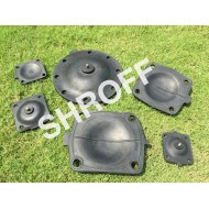 Neoprene Rubber Diaphragms