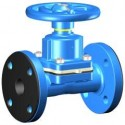 Rubber Diaphragms with PTFE Pad