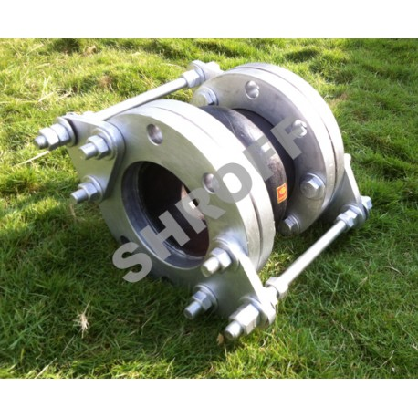 Rubber Bellows with Control Unit