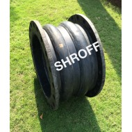 Double Arc Rubber Bellows