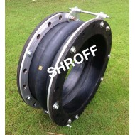 Rubber Bellow with Split Retainer Rings