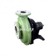 External Rubber Lined SS Pump