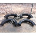 Abrasion Resistant Rubber Lining